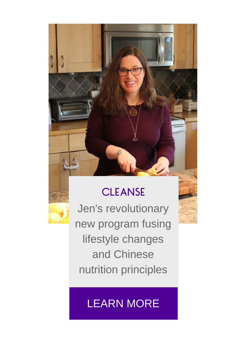 The TCM cleanse with Jen Yocum